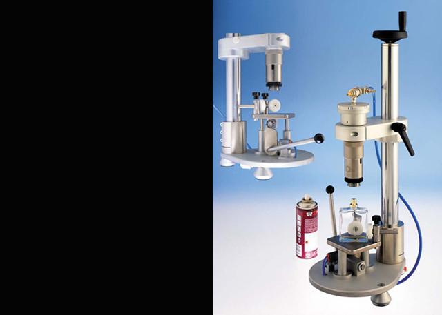 Machines sertisseuse de bouteille de parfum AP01